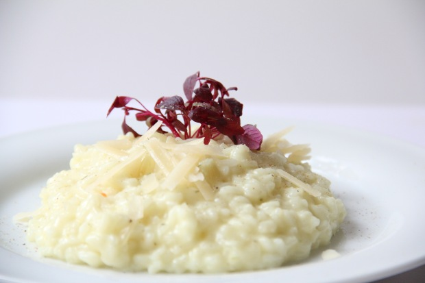 My basic risotto
