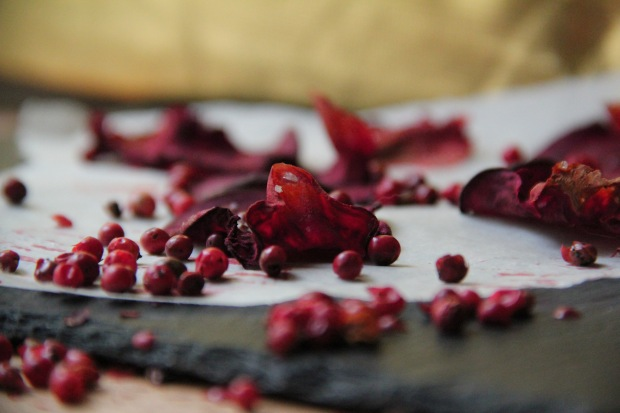 Beetroot Chips