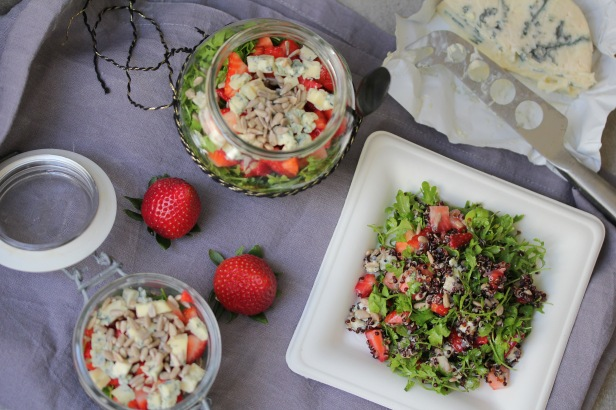 Spring Salad to go