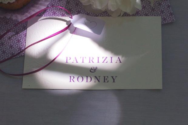 Patrizia & Rodney